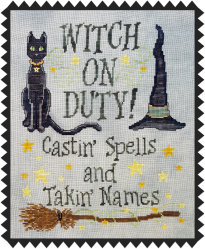 #170 Witch On Duty