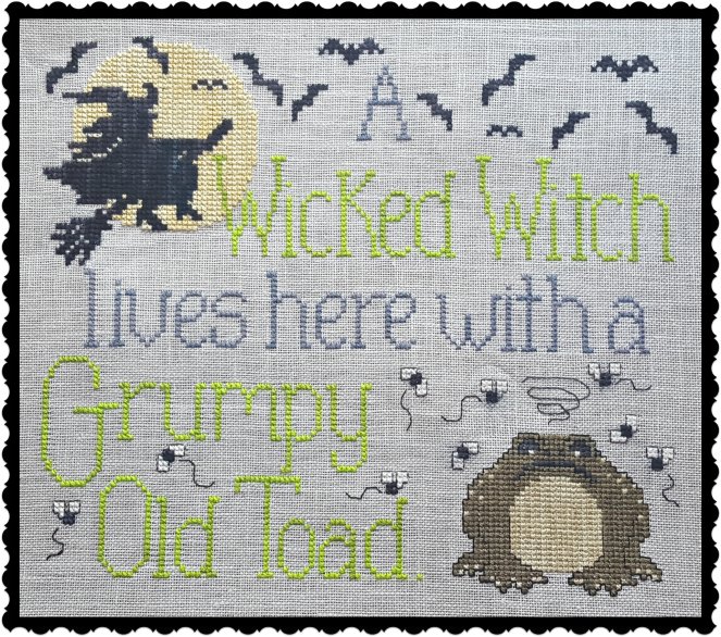 Wicked Witch Grumpy Toad cover pic resized