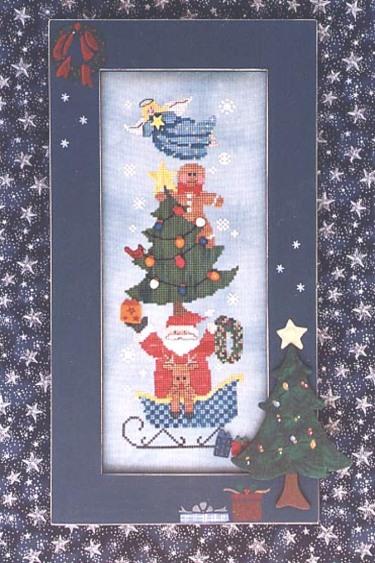 084 Christmas Stack