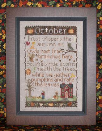 152 October Sampler