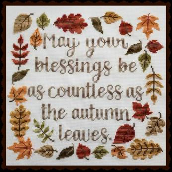 176 Autumn Blessing