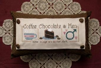 108 Coffee, Chocolate & Men