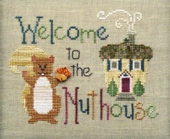 058 Welcome to the Nuthouse