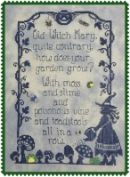 172 Old Witch Mary