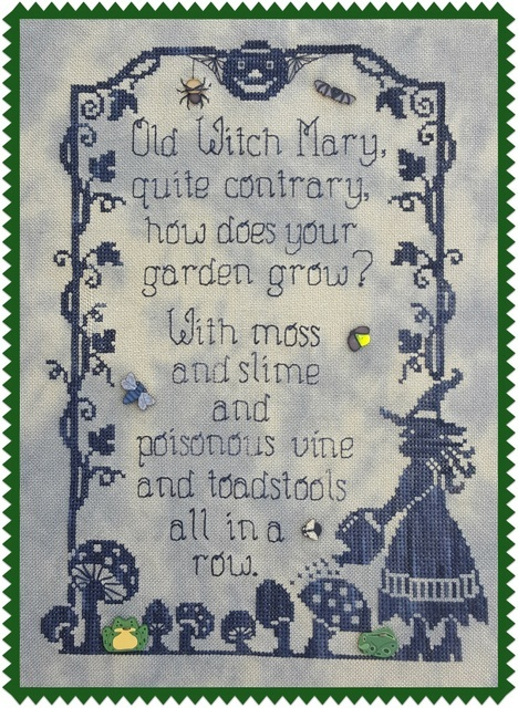 Old Witch Mary