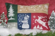 133 Holiday Minis Pillow