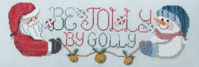 131 Be Jolly By Golly