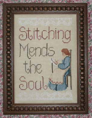 124 Stitching Mends the Soul
