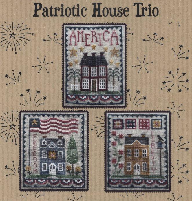 Patriotic House Trio