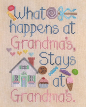 118 What Happens At Grandma's