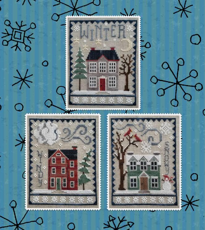 #180 Winter House Trio