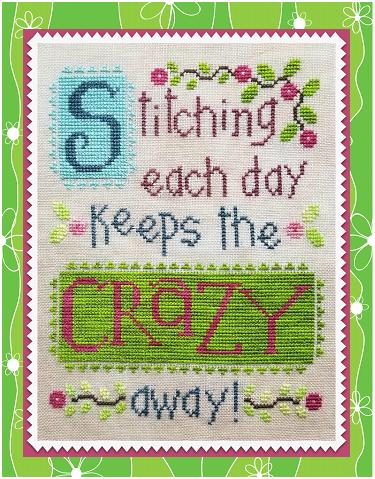 ML26 Stitching Each Day