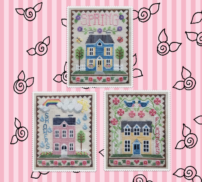 spring house trio web pic