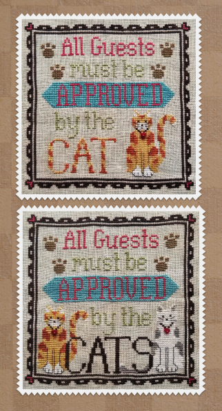 #184 Cat Owner's Welcome
