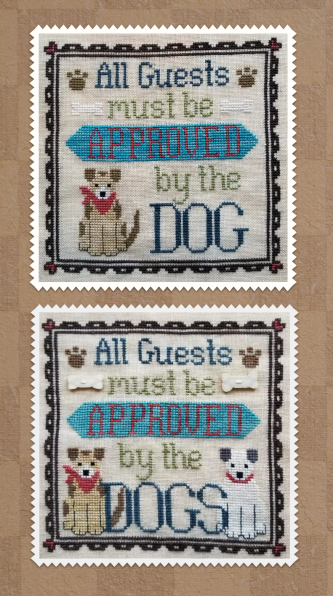 #183 Dog Owner's Welcome