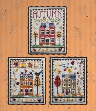 #187 Autumn House Trio
