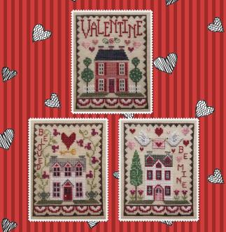 #191 Valentine House Trio